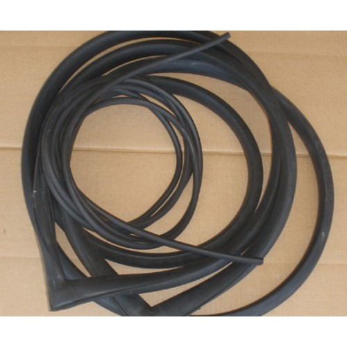 Dodge pu windshield lock strip
