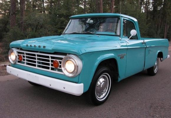 Dodge truck 1965 publicscrutiny Choice Image